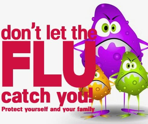 get your flu shots