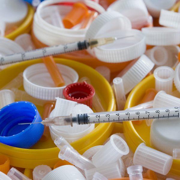 medication and sharps disposal