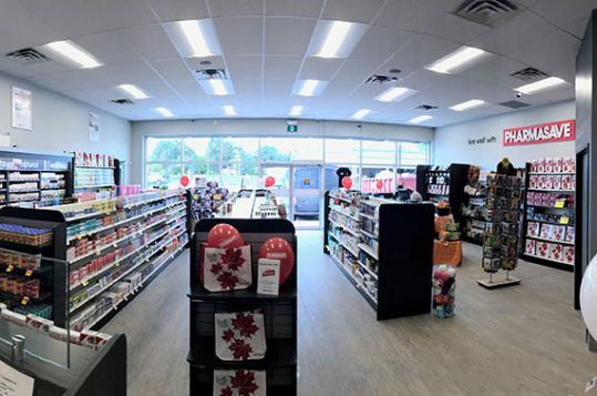 Pharmasave in greely now open