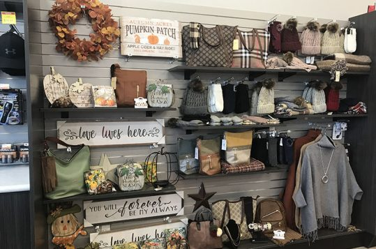 Gifts, cosmetics and more