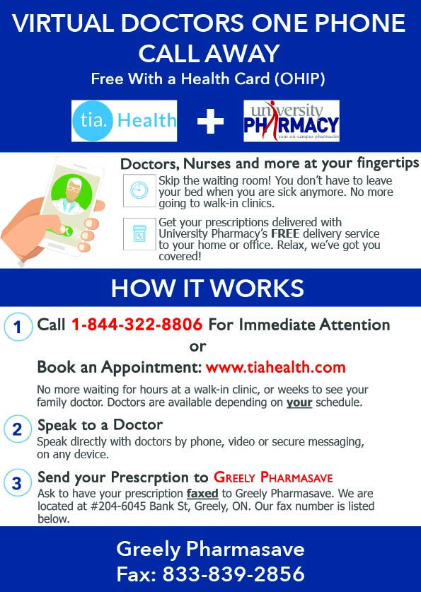 virual medical appointments